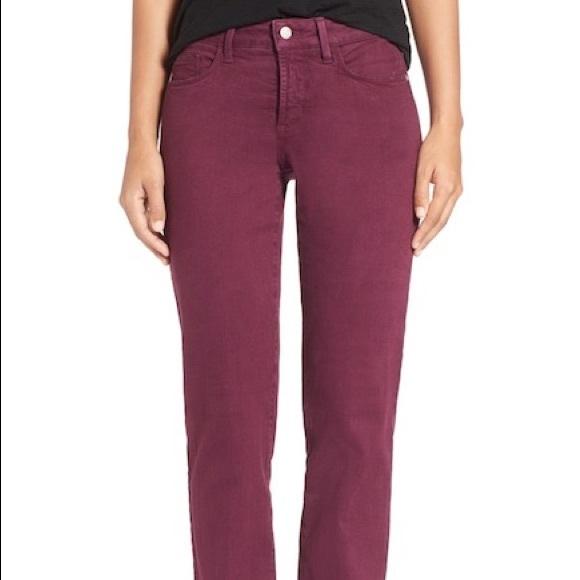 f375dfd5b8c NYDJ Marilyn Straight Original Slimming Fit Jeans